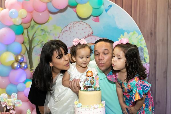 Festa de Aniversário para Alice e Olivia