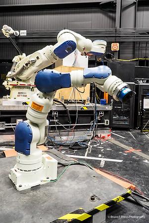 Goddard Space Flight Center - Robots