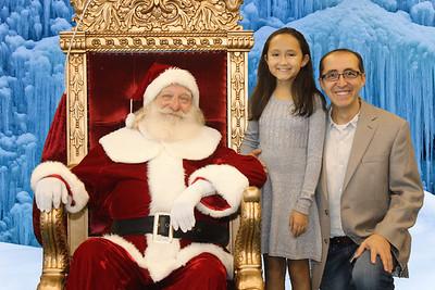 Houston Santa 2014