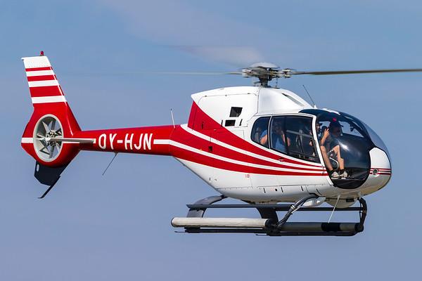 OY-HJN - Eurocopter EC120B Colibri