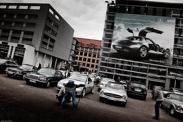 Mercedes-Benz Sternfahrt Berlin
