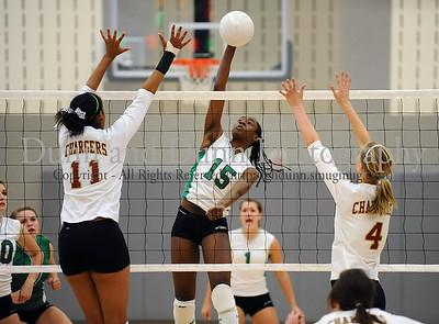 2009-11-03 - Carroll v Keller Central - Volleyball (5-5A and 6-5A Bi-District Playoffs)