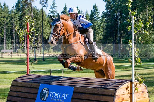 Day 2  June 13,  2015 Aspen Farms Horse Trials