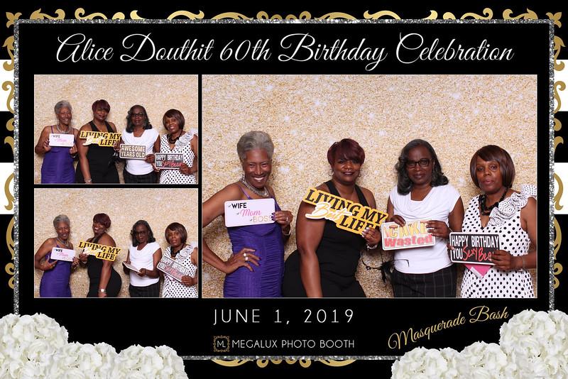 Alice's 60th Birthday Celebration 06-01-19