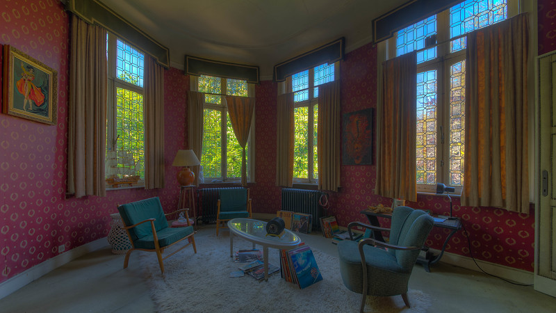 Urbex - Igors House (BE)