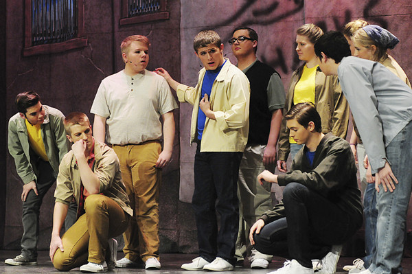 "Laurel Musical 2014 — ""West Side Story"""