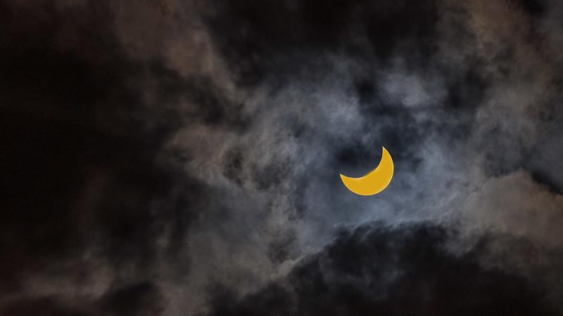 Solar Eclipse 08-21-2017