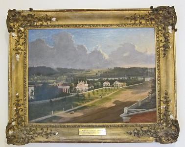Cazenovia Library Paintings