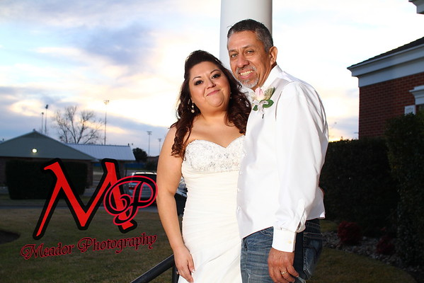Melissia and Gustavo