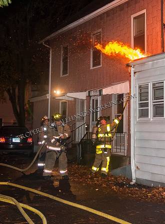 West Haven  212 Main St.  Structure Fire