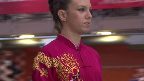 Arianna Romano - Taijiquan, Wushu-Kung Fu