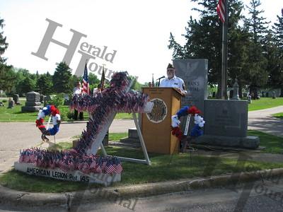 Howard Lake Memorial Day