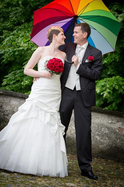 Angela und Martin Hochzeit