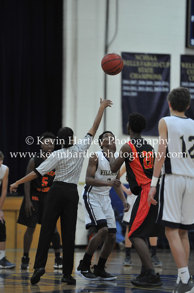 BMHS Vs WSPA JV Boys 1-30-19