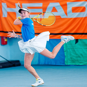 Tennis Europe Winter Cups by HEAD final girls 14 years &U 2020