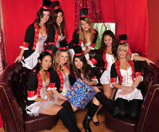 Ryan Wilson's Elf Party 2009