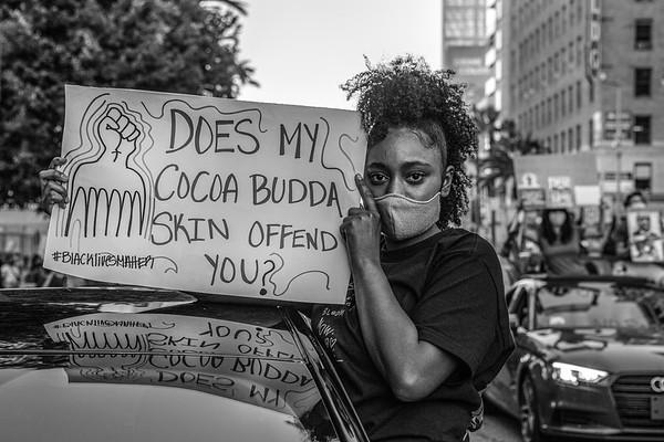 Civil Rights Movement 2020: BLM