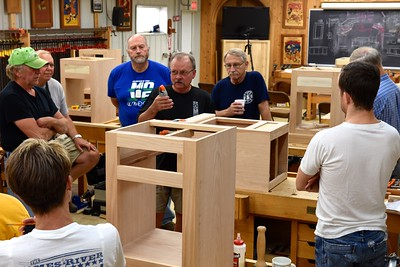 Basic Cabinetmaking with Powell [2016]