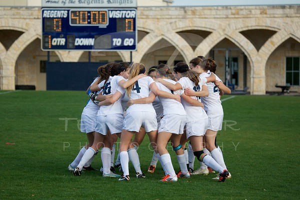 2012-2013 Regents Soccer Girls