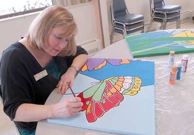 WDSRA works on painting project for West Chicago hospital
