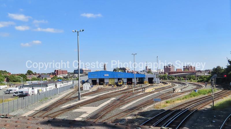 Network Rail Chester Ltd: Railway Station: Hoole Road: Hoole
