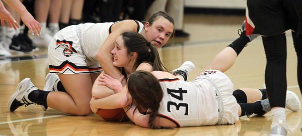 Basketball regional: Manton vs. Hart, March 10, 2020
