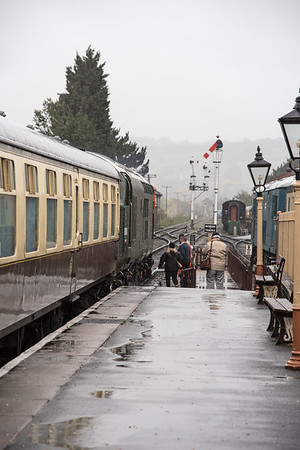 Gloucestershire Warwickshire Railway - Friday 12th October 2018