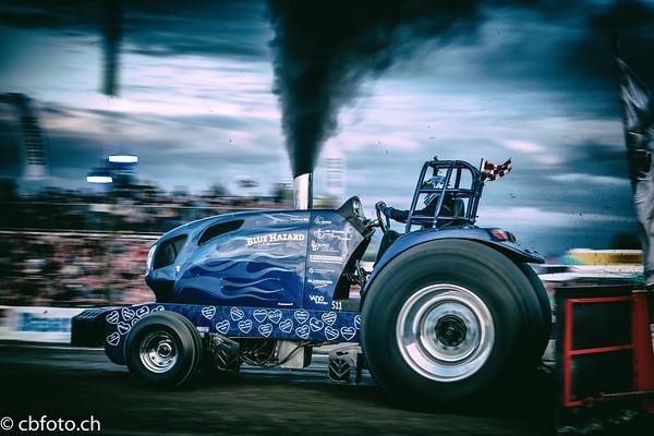 Tractorpulling - 10. August 2019
