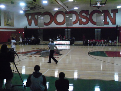 HD Woodson 2011 - 2012 Basketball Season