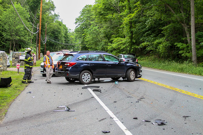 6-6-18 MVA With Injuries, Route 9,  Photos By Bob Rimm