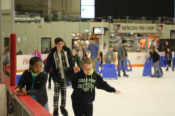 Sibs n Kids Ice Skating 2017