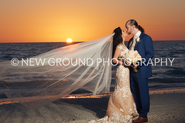 Nina + Gib   JW Marriott Marco Island