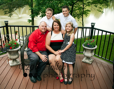 Moad Family 2014
