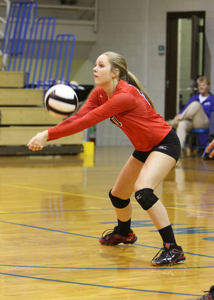 SNHS Volleyball vs Caston - Sectional 2014