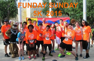 20150426 Funday Sunday 5K