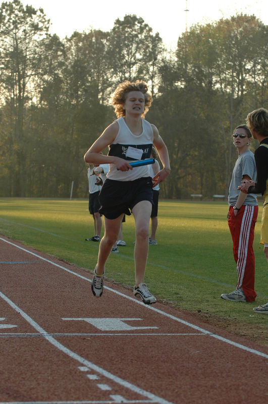 4:18 Alden anchored Maclay to 2nd in the 4X4.