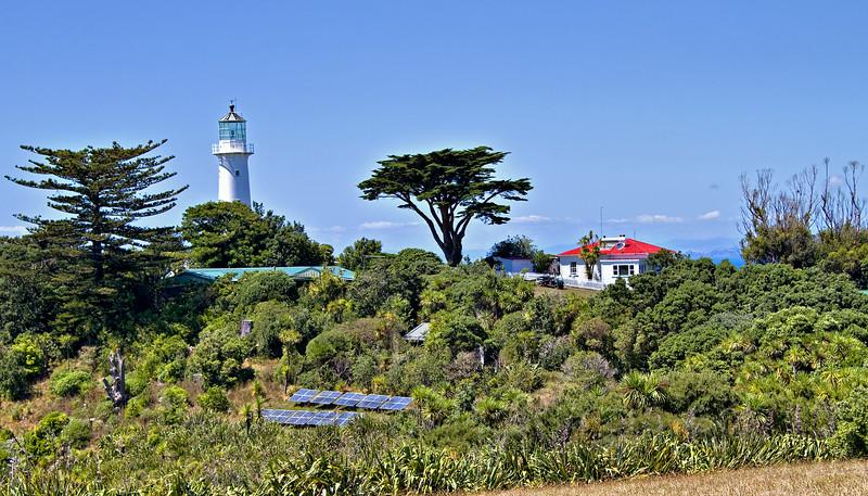 Tiritiri Matangi Lighthouse Station