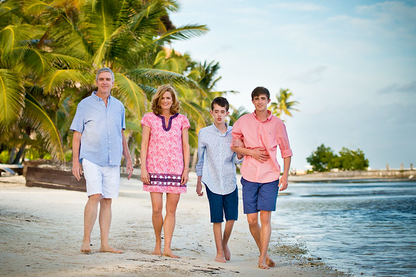 Florence Family - Belize - March 2017
