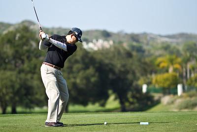 Golf at Coto De Caza 2.18.2012