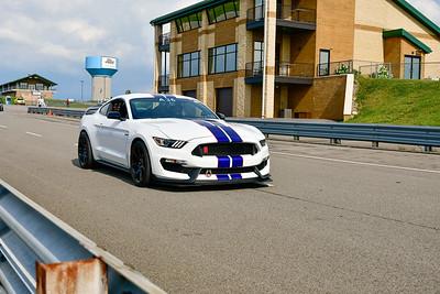 2019 SCCA TNiA Aug Pitt Race Int White Shelby