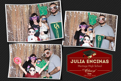 Julia's Grad Party