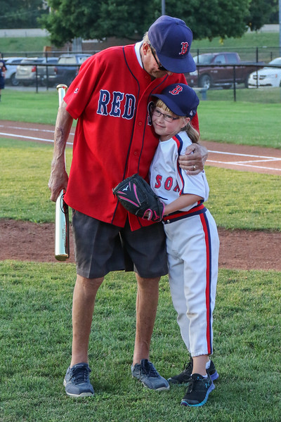 Brantford Red Sox vs. Burlington Herd Dave Dix Night July 25, 2018