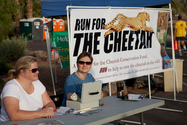 Run for the Cheetah 2009