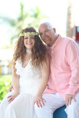 Brian & Tina | Destination Wedding | Compass Point Beach Resort | Nassau, Bahamas