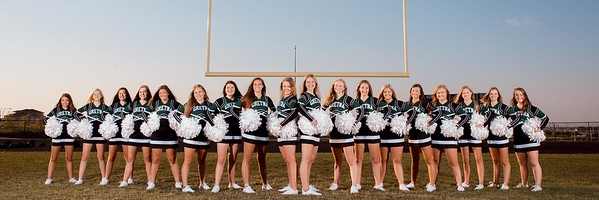 Gretna Cheerleaders 2019