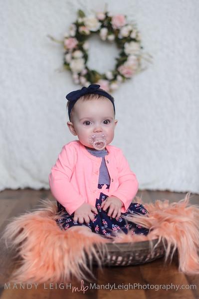 Riley 8 Months