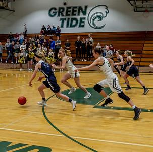 Set ten: Girls Varsity Basketball v Cascade Christian 01/15/2019