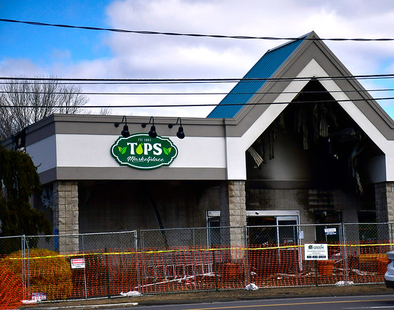 3/12/2019 Mike Orazzi | Staff A Go Fund Me page has been set up to help Tops Market rebuild in Southington.