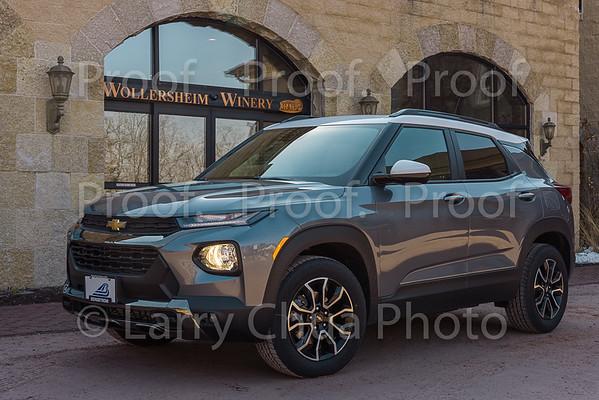 2021 May issue - Bergstrom Chevrolet 2021 Trailblazer ACTIV