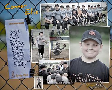 Spring Minors Baseball 2010 Blaine Washington